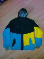 NUGGET RELIEF WINTER 11/12 / BLUE / BLACK / GOLD veľ. L