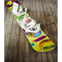 Snowboard Quicksilver Mountain dew edition