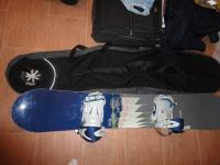 Profi snowboard OPTION signature 145cm AKCIA