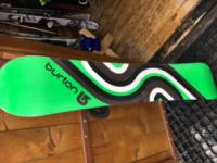 Predam snowboard Burton 158 cm
