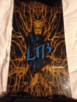 Nový snowboard LTB xb limited serie