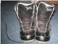 topánky na snowboard Gravity