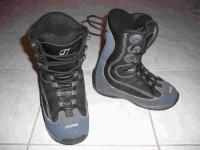 Detské topánky na snowboard FLOW veľ 36