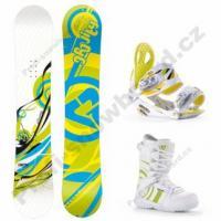 Snowboard set Gravity
