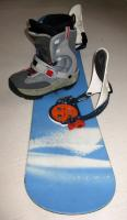 snowboard set Rossignoll