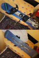 lacno snowboard PRE ZAČIATOČNÍKOV